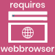 requireswebbrowser: yes
